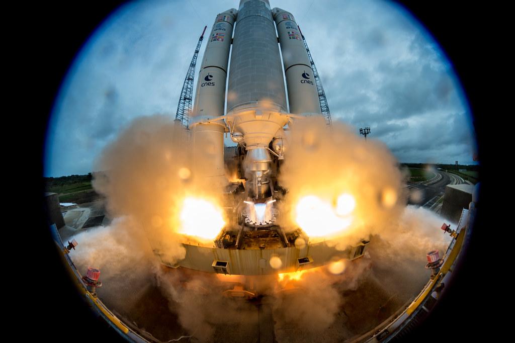 Galileo 19-22 liftoff