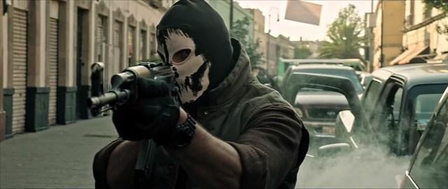 Sicario 2 Soldado - Drugskartelterrorisme
