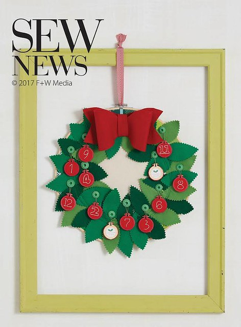 Sew News Dec/Jan 2017