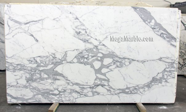 Calacatta Statuary 2cm Polished marble slabs for countertops