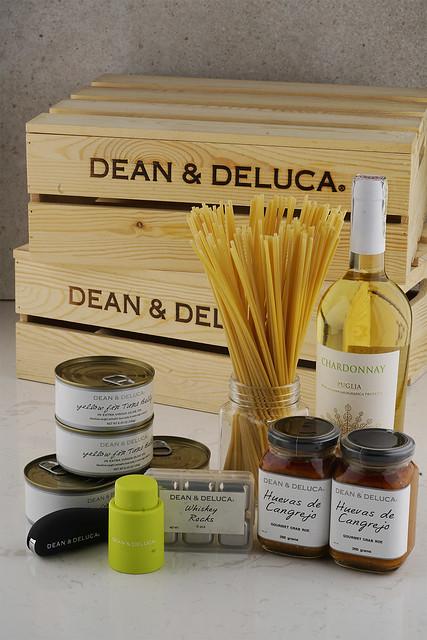 Dean & Deluca Gift Crate