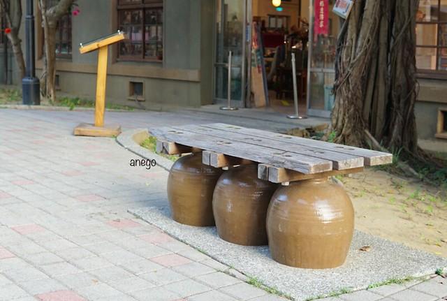 嘉義文化創意產業園區 椅子