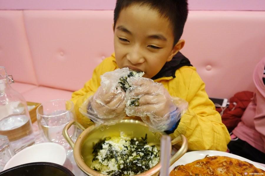 (關門大吉)[桃園美食]浪漫廚房.武陵高中後方~超粉紅夢幻韓式餐廳.熱門IG打卡拍照景點 @VIVIYU小世界