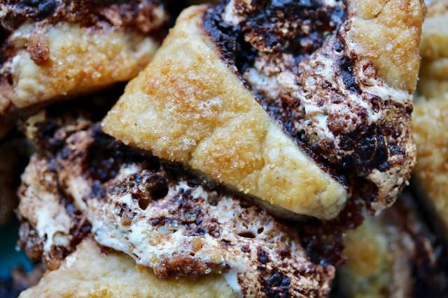 S'mores Rugelach Smash Cookies - 19