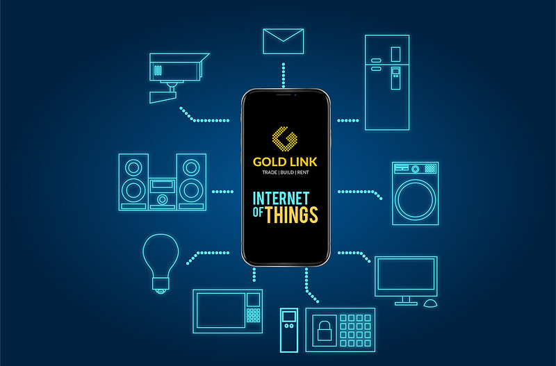 GOLD LINK - Giải pháp Internet of Things cho nhà phố, biệt thự