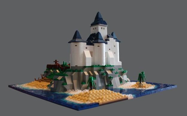 Microscale Island
