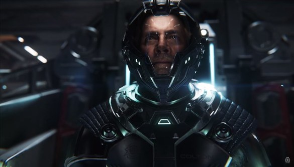 Star Citizen - Mark Hamill Space Suit