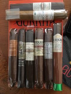 Gurkha Cigars CC2017
