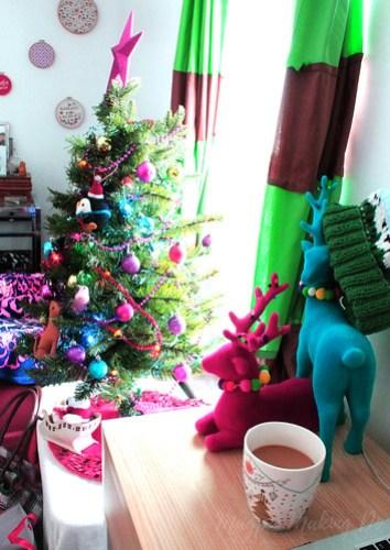 Home Office Christmas 6