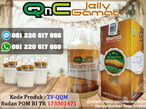 Penjual QnC Jelly Gamat Di Mataram