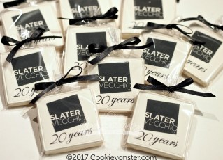 Slater Vecchio celebrate 20 years!