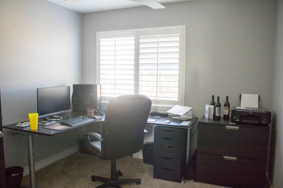 Joshua's Office (Progress)