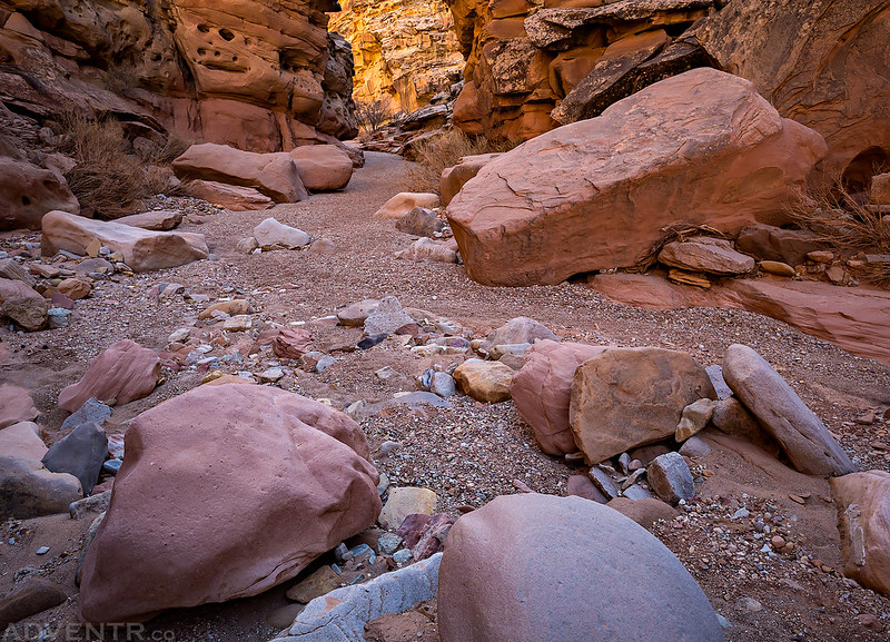 Chute Canyon