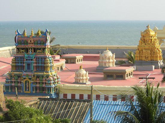 कन्याकुमारी अम्मन मंदिर