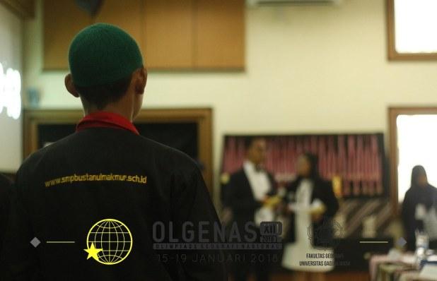 OLGENAS 2018 UGM Yogyakarta