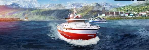 Pesca en el mar de Barents - Riding Waves