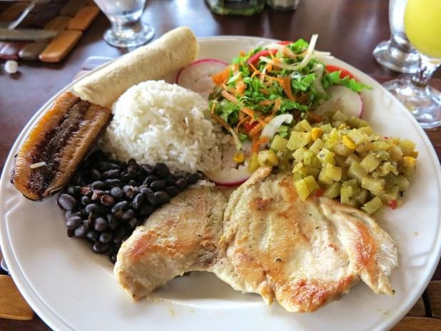 Comida de Costa Rica