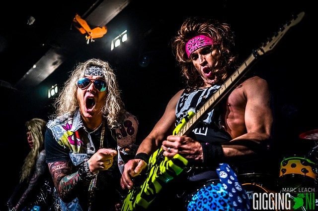 Steel Panther - The Limelight 1, Belfast