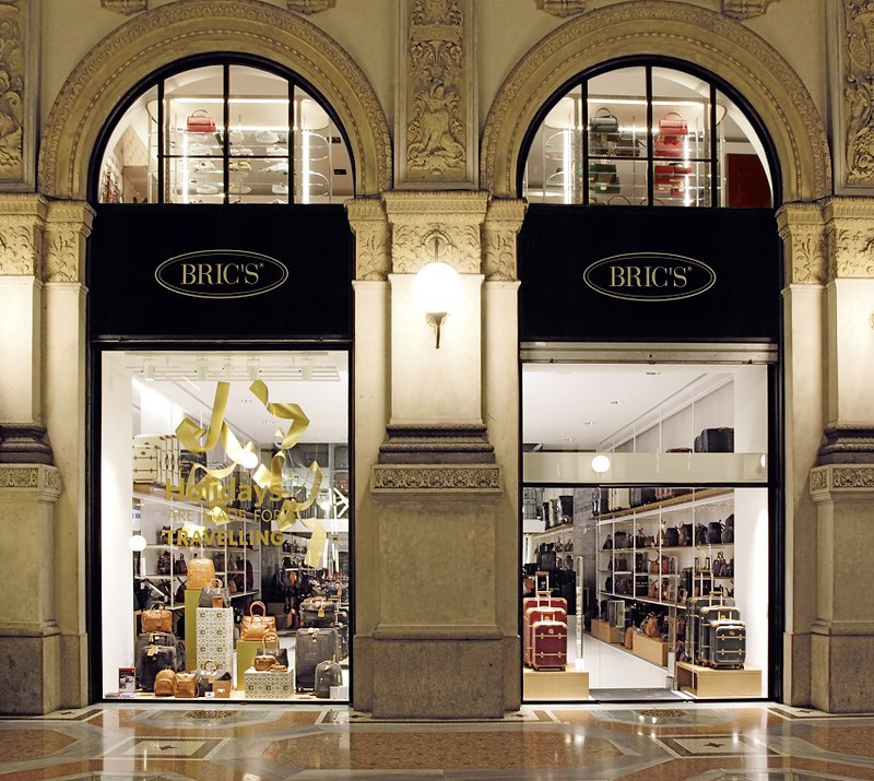 Bric's Store Galleria Milan