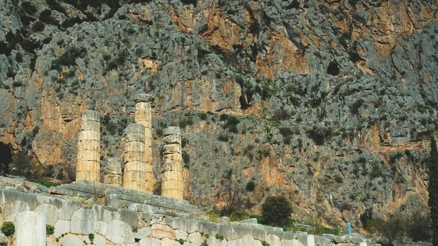 Delphi Mount Parnassus Greece (9 of 26)