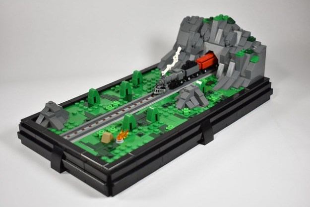 LEGO Train Archives | The Brothers Brick | The Brothers Brick