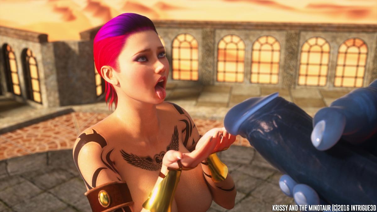 Hình ảnh 26794976748_8fd63ffa55_o trong bài viết Krissy And The Minotaur