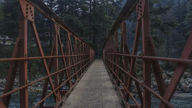 Kasol Bridge