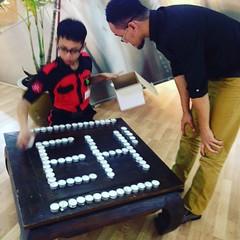 hafiz moksin - Brunei_Bandar Seri begawan_kid  arrange candle _Mabohai