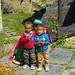 Children in a Nepalese village
