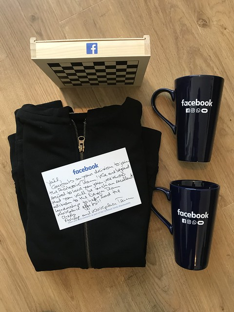 Facebook welcome pack