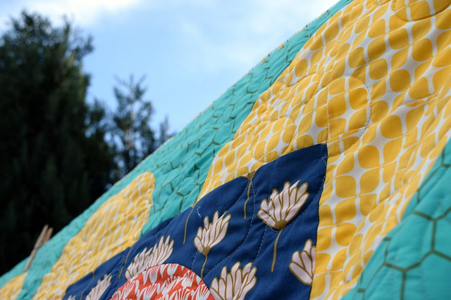 Hippy Blush Quilt (Popular Patchwork March18)