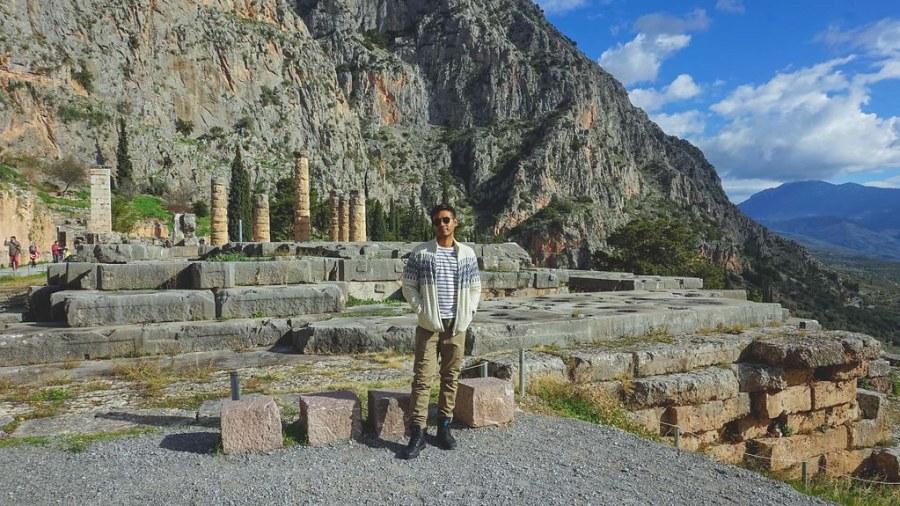 Delphi Mount Parnassus Greece (15 of 26)