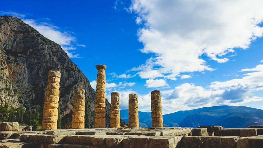 Delphi Mount Parnassus Greece (14 of 26)