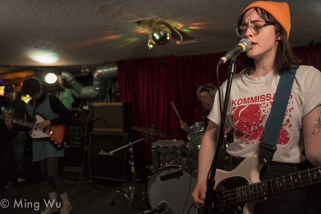 The Lonely Parade @ House of Targ