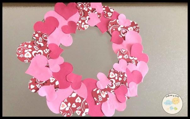 Manualidades fáciles para San Valentín
