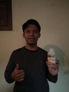 bukti nyata keampuhan qnc jelly gamat untuk obat jerawat & bekasnya