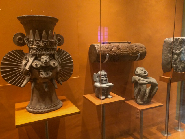 Aztec artifacts