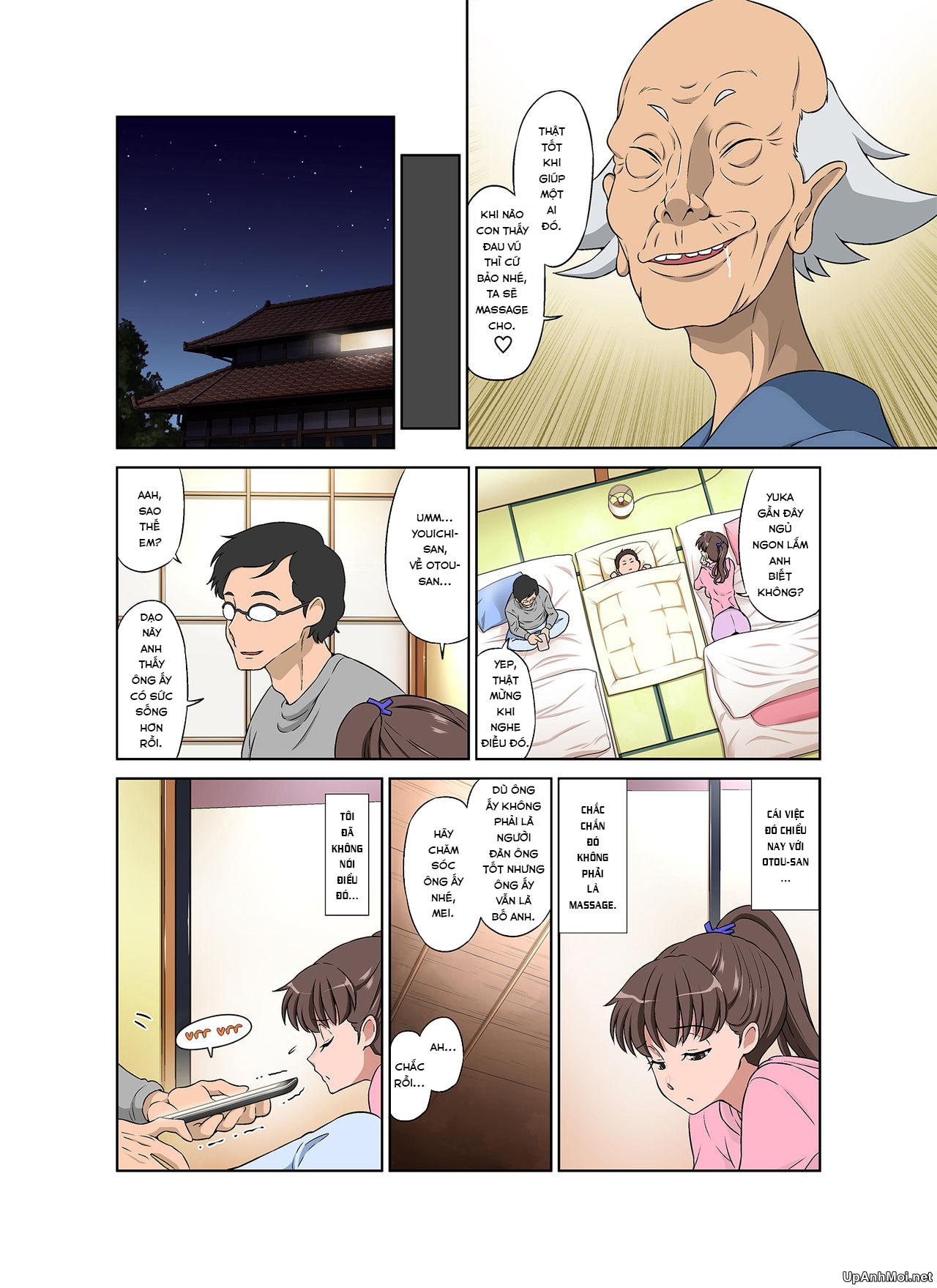 Hình ảnh  trong bài viết Shinmai Mama-san NTR