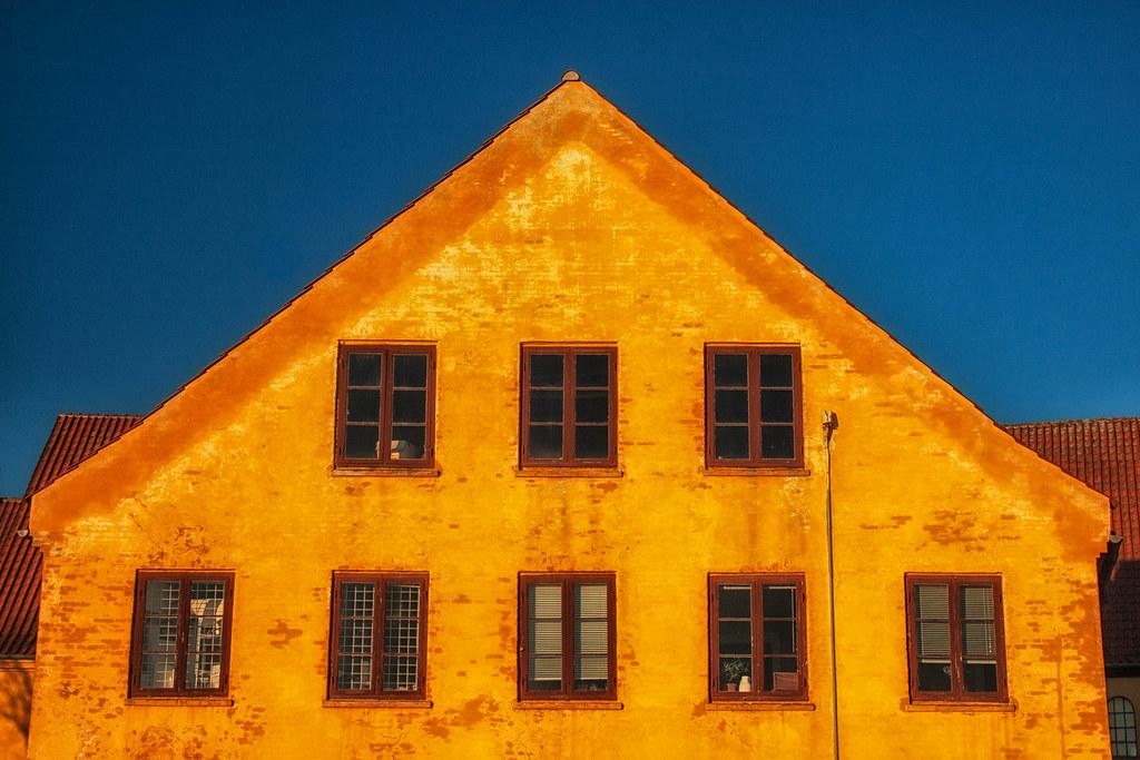 Otte vinduer