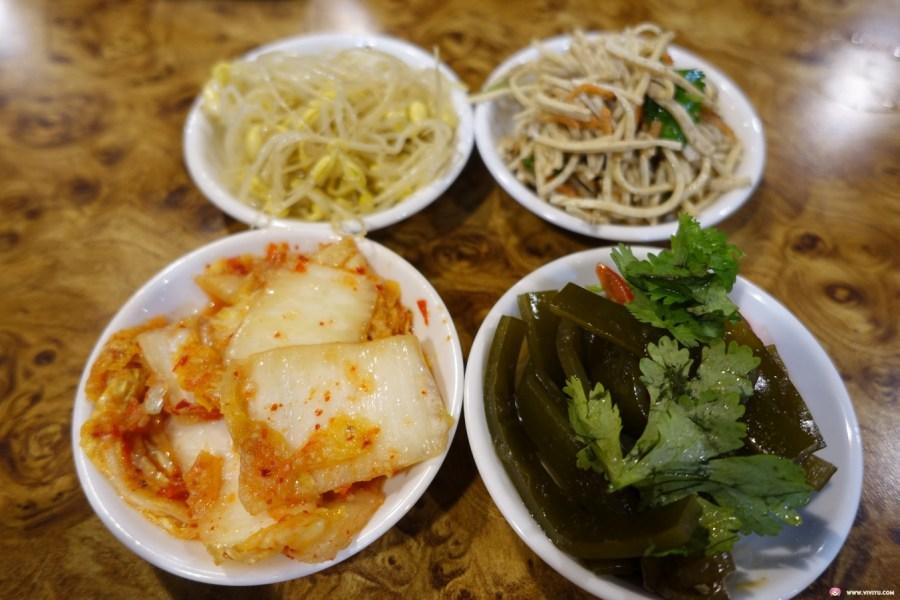 三榖米,免費冰淇淋,免費飲料,有機蔬菜,桃園美食,美食,親咕呀,韓式料理 @VIVIYU小世界