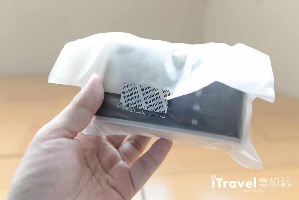 相机开箱 Fujifilm X-E3 (5)