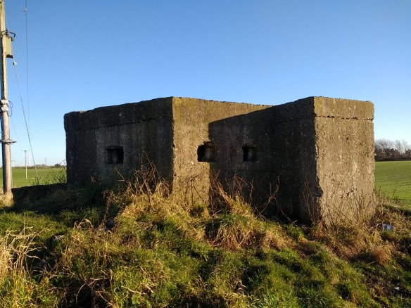 PIllbox, Salters Lane, Darlington