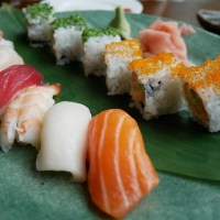 Sushi in the City Brunch at Devonshire Club