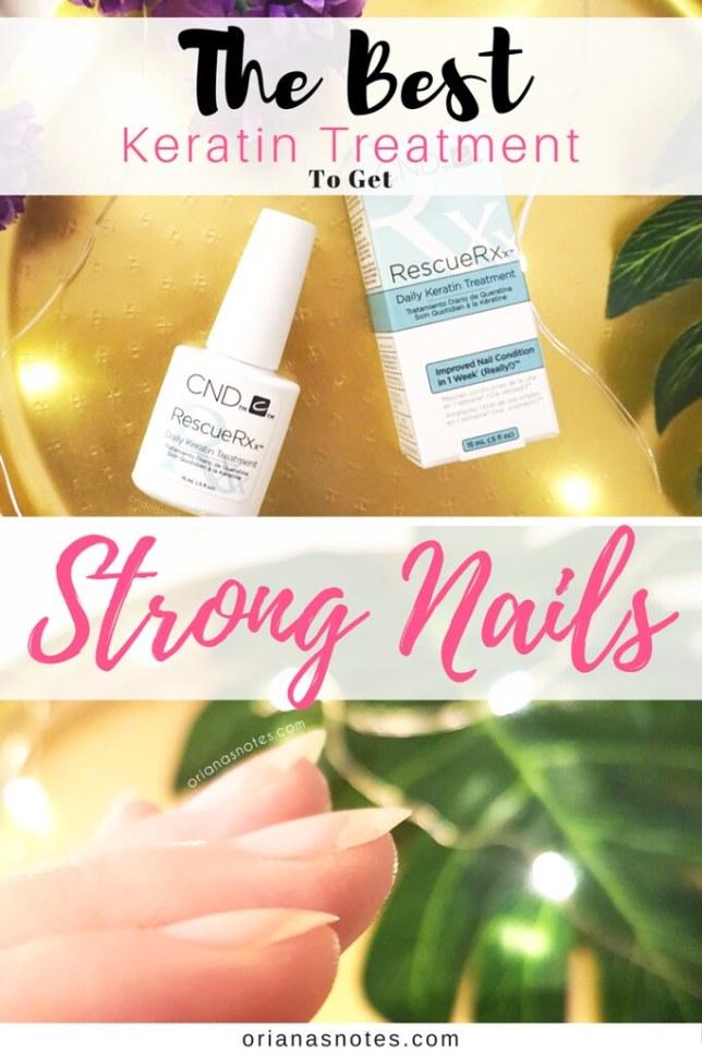 CND nail rescue