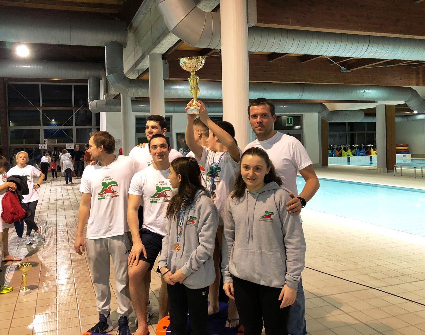 3° Trofeo De Akker a Ferrara