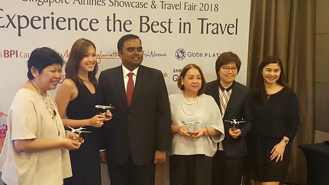 Singapore Airlines Travel Fair 2017