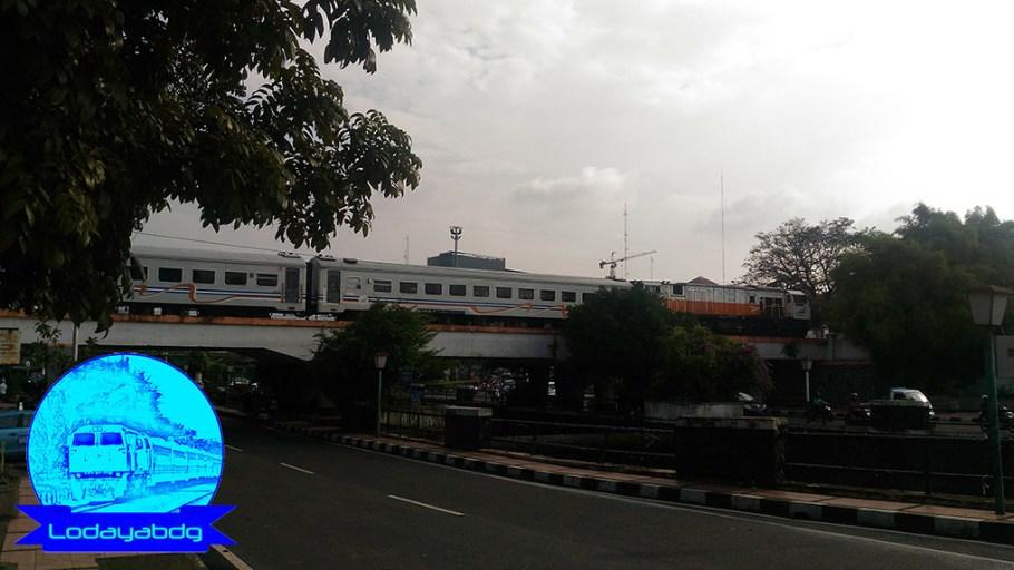 Tiket Kereta Api Lodaya Bandung Jogja Bisnis Maret 2018