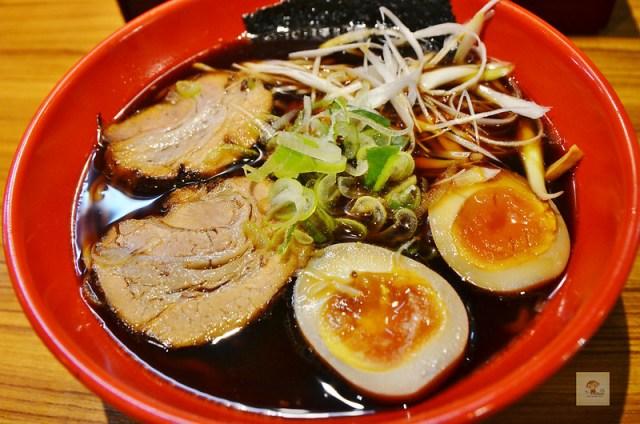麺家いろは, 富山美食, 富山必吃, 富山黑拉麵