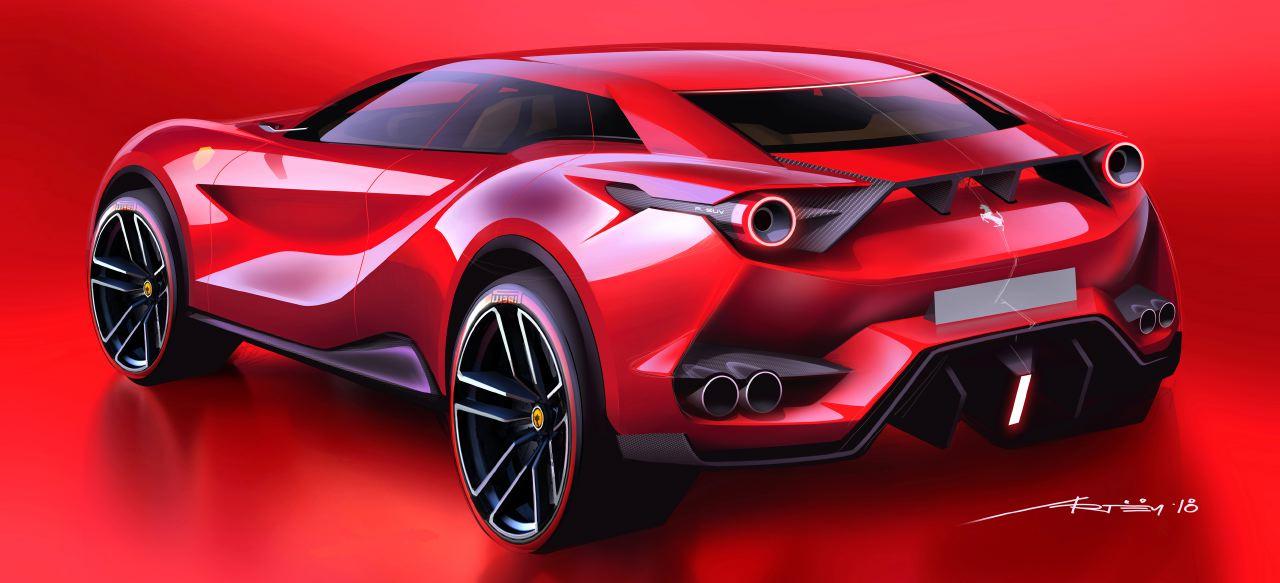 Porsche Experience Center >> The Ferrari SUV: Logical Progression or Blasphemy?