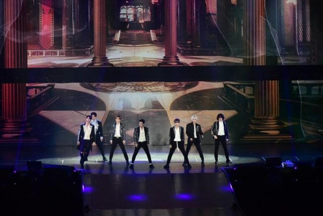 Super Show 7 in Singapore 2